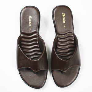 Bata women's slippers
